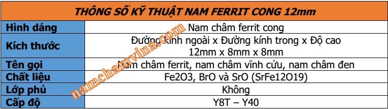 thong-so-ky-thuat-nam-cham-ferrite-cong-12mm