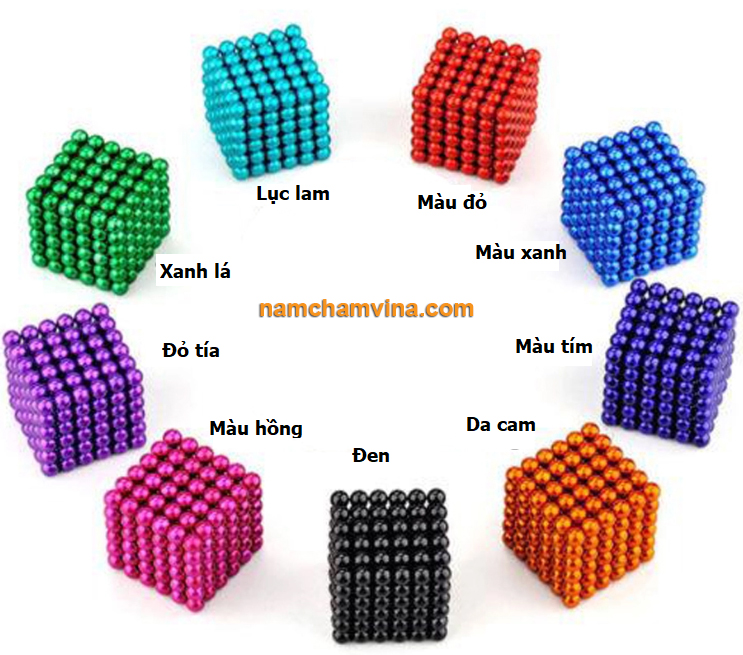 Ma sac nam cham do choi